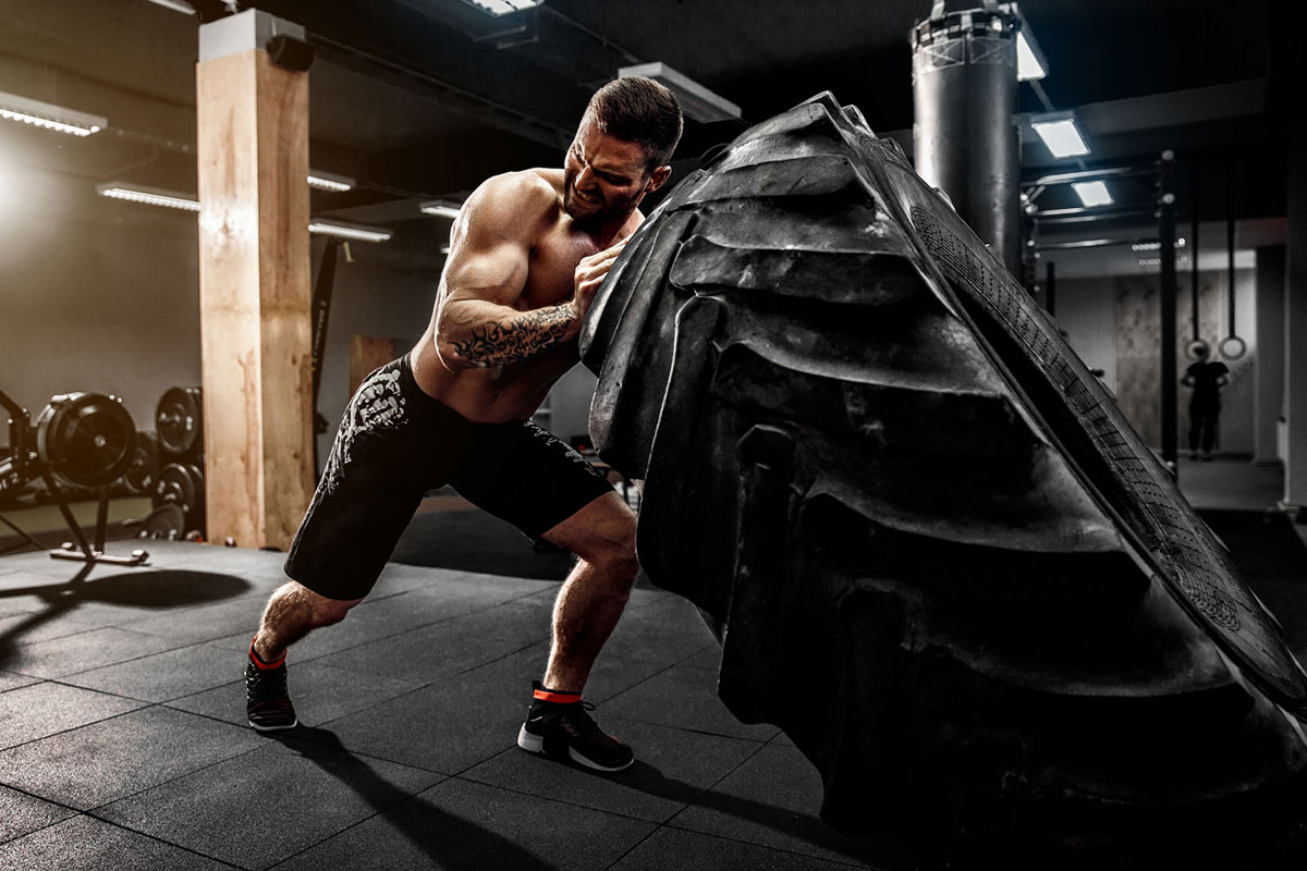 Fitness Studio Website